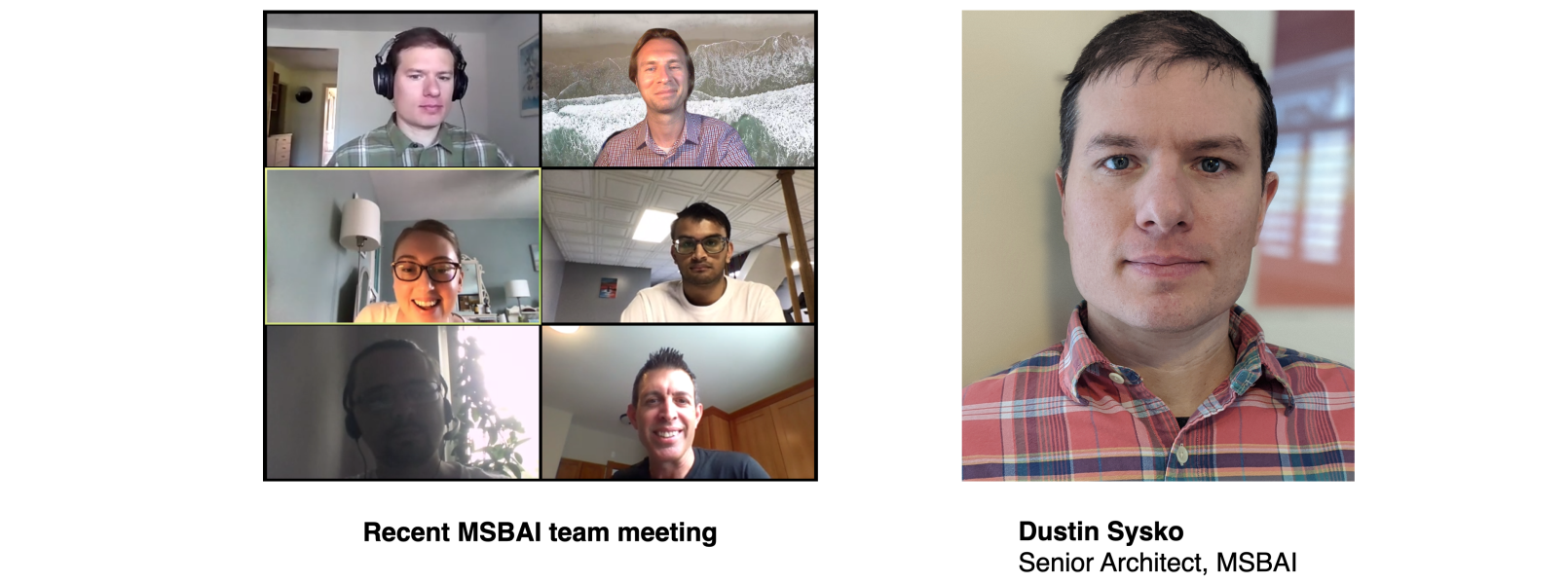 The MSBAI team is growing!